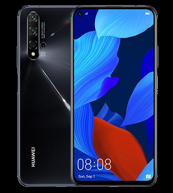 Huawei Nova 5T 128 GB Black